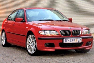 2004 Bmw 3 Series Individual Wheels24