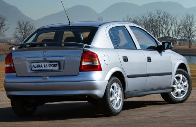 2003 Opel Astra 1 6 Sport Hatch Wheels24