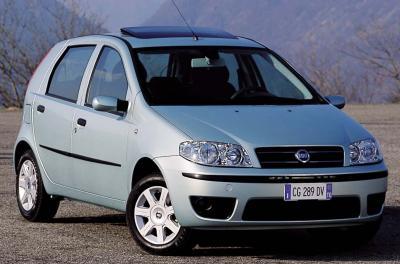 Grand Auto Sales >> 2004 Fiat Punto | Wheels24