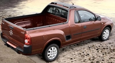 With the new Corsa bakkie GMSA is ready to take on Ford Bantam, which