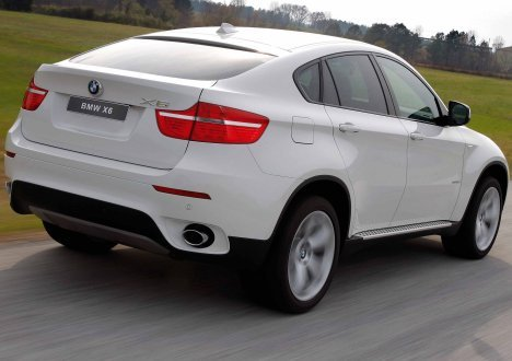 Radical Bmw X6 Hits Sa Wheels24