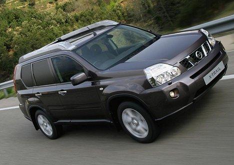 Nissan, X-Trail