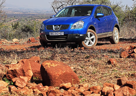 The new all-wheel drive, turbodiesel Qashqai Tekna
