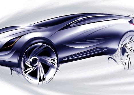 Mazda, Nagare