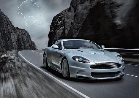 Aston Martin, DBS