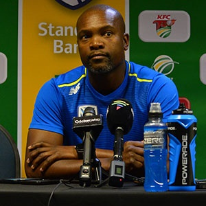 Nkwe: 'Bigger picture' more important than results for Proteas - Sport24