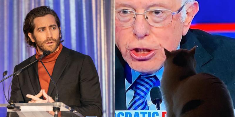 Jake, Bernie Sanders