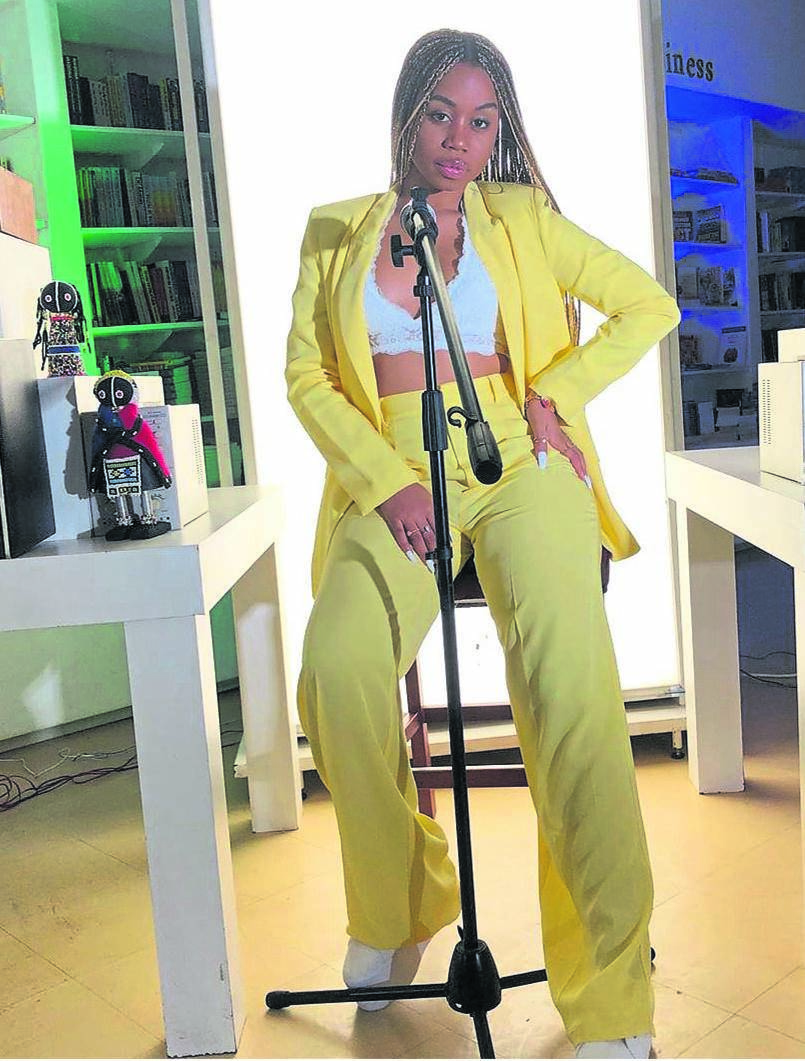 Sha Sha is a potent singer and songwriter with a handle on more than one avenue of sound, as she demonstrates with her acoustic performance on Vevo. pictures:supplied