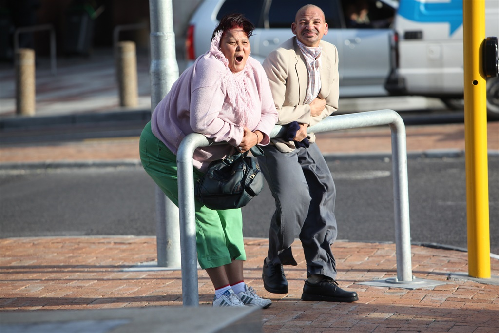 Brrrace yourself: It's going to be a cold, windy and snowy Monday - News24