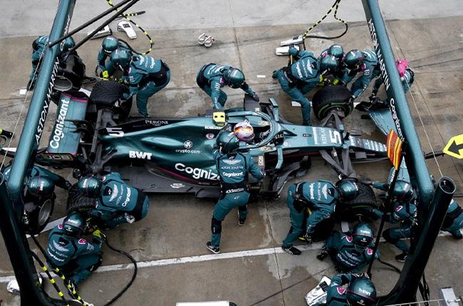 Aston Martin Formula 1 team