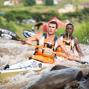 Andy Birkett and Khumbulani Nzimande (Anthony Grote/Gameplan Media)