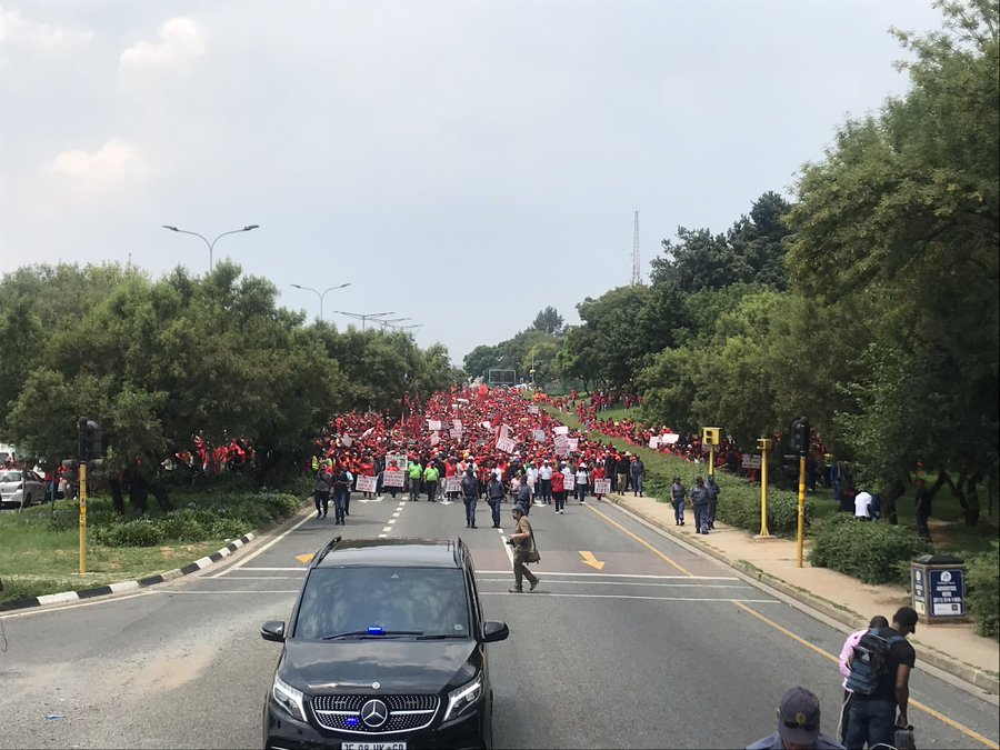 Switch off the lights to non-paying departments, municipalities - Malema to Eskom - News24
