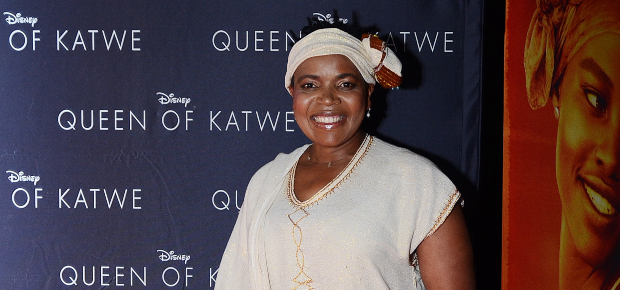Florence Masebe. (PHOTO: GALLO/GETTY IMAGES)