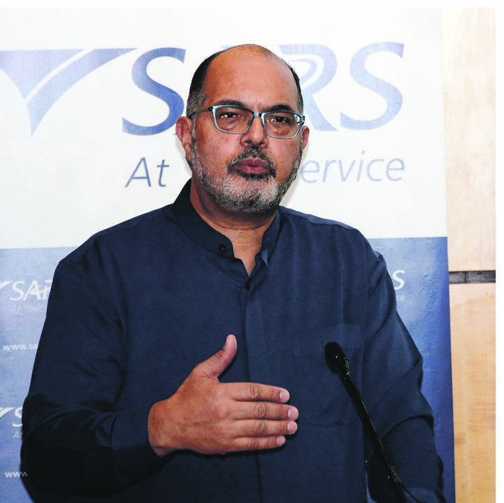 Sars commissioner Edward Kieswetter is determined to recoup losses suffered by the revenue service as a result of state capture, and restore it to its former glory. Picture: Morapedi Mashashe