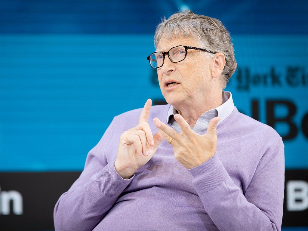 Bill Gates confident a potential coronavirus vaccine will work in Africa, but Twitter does not think so