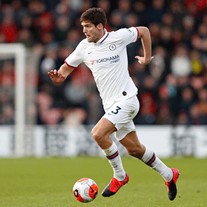 Marcos Alonso (AFP)