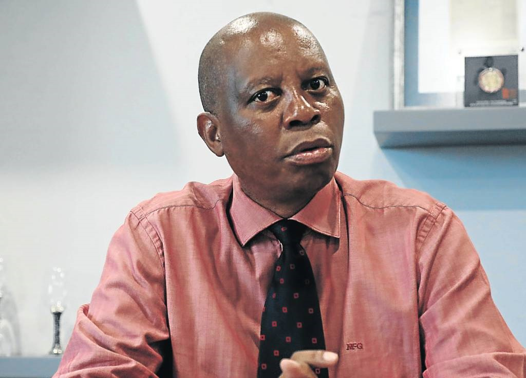 It would be an honour working with her - Mashaba denies Mandisa Mashego helping his party - News24