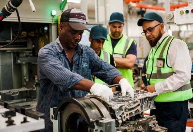 Ford Struandale Engine Plant. Image: Quickpic