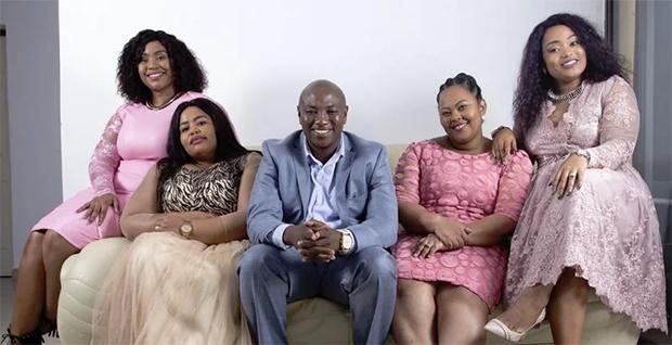 Musa Mseleku and his wives, MaMkhulu, MaYeni, MaKh