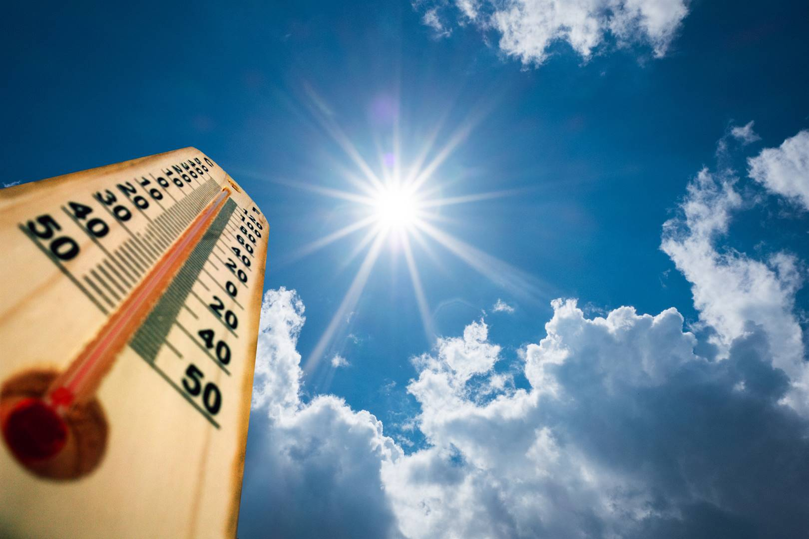 As global temperature rise, some may face a 'cooling gap' where they are unable to cope in a hot environment. Photo: iStock