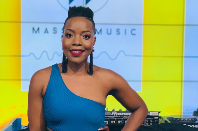 Nomcebo Zikode, the voice behind the smash hit, says she didn't imagine the song would blow up the way it did.