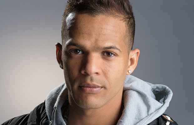 Jarrid Geduld in 'Arendsvlei.' (Photo supplied: Penguin Films)