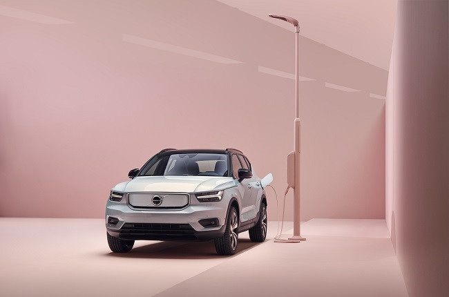 Volvo XC40 P8 Recharge all-electric