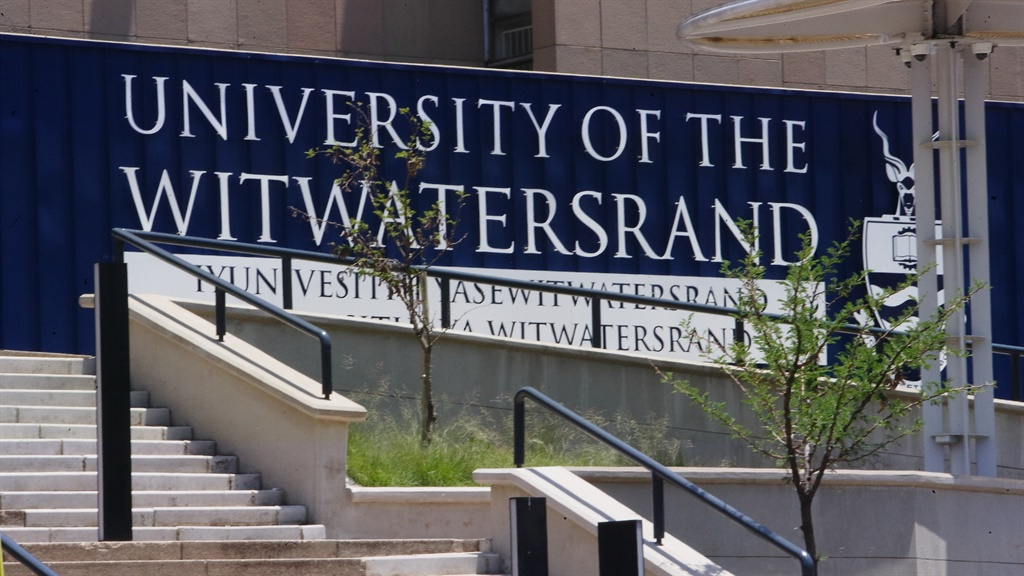 A view of Witwatersrand University commonly known as WITS University in Braamfontein, Johannesburg.
