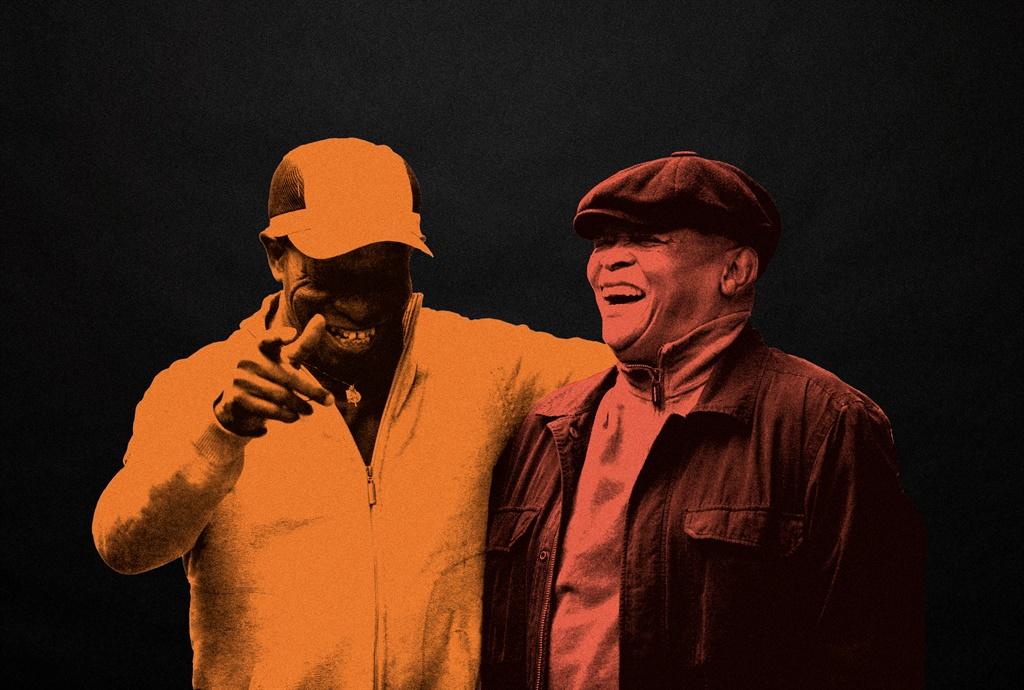 Tony Allen & Hugh Masekela (Livingston 2010 2) - c