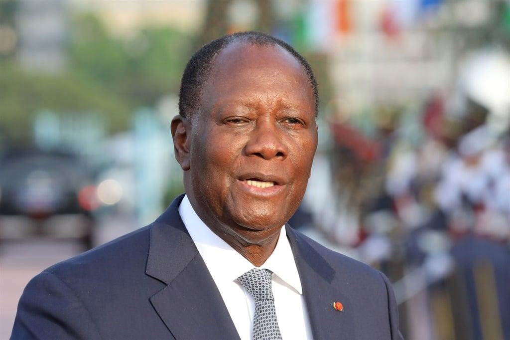 Alassane Ouattara (File: AFP)