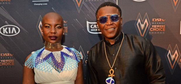 Mona Monyane and Khulu Skenjana. (PHOTO: GETTY IMAGES/GALLO IMAGES).
