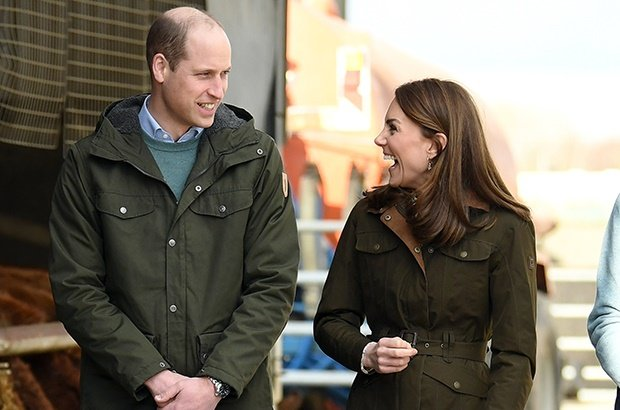 Prince William and Kate Middleton (Photo: Getty Images)
