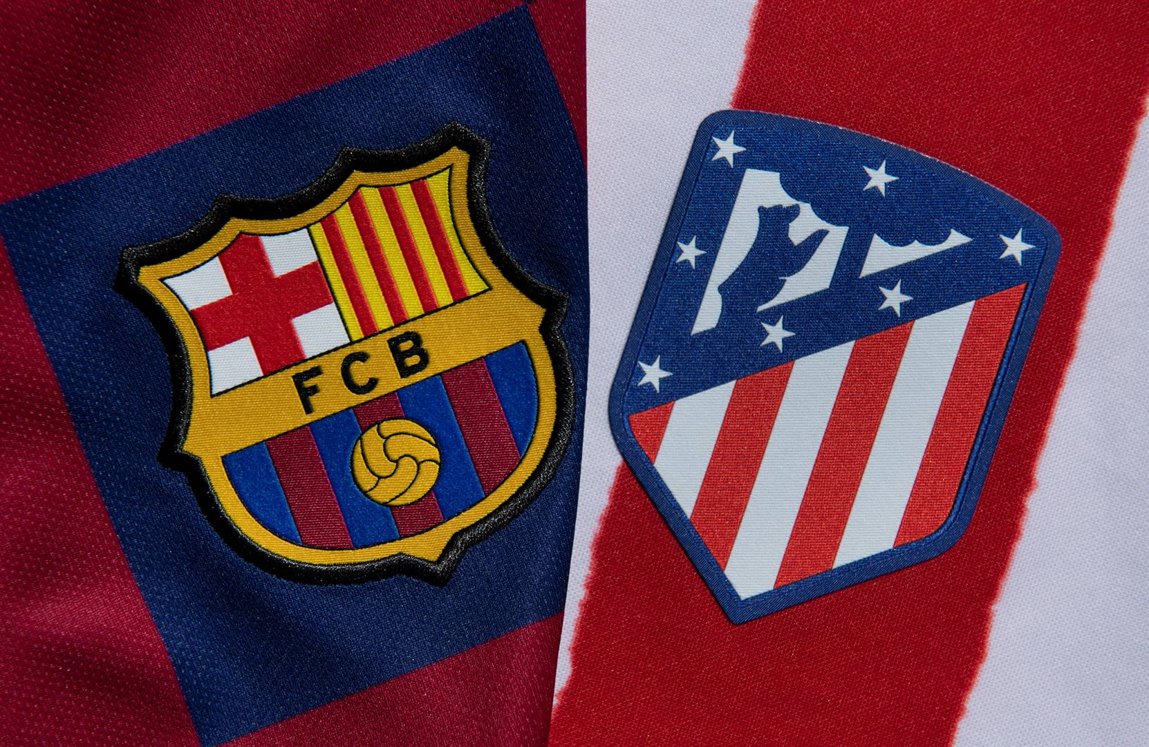 Barcelona and Atlético Madrid will face off in a top-of-the-table clash at Camp Nou on Saturday. Photo: Visionhaus / Getty Images