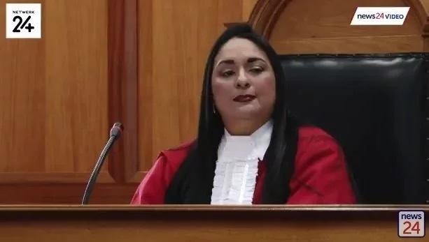 Judge Gayaat Salie-Hlophe.