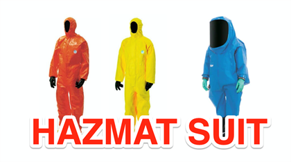 South Africans Are Spending Nearly R30 000 On Full Hazmat Suits For Fear Of The Coronavirus