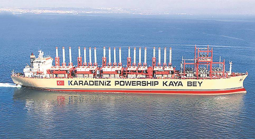 Legal technicalities could prevent the mooring of power ships off the coast of SA. Photo: News24