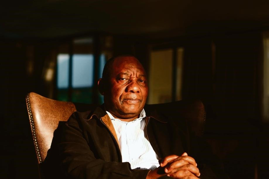 Is President Cyril Ramaphosa's authority being undermined? Picture: File