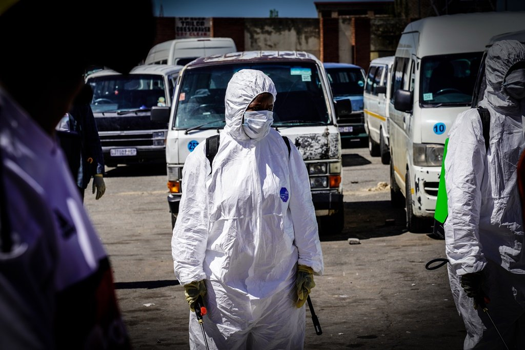 Coronavirus: Record number of deaths in one day since outbreak hit SA - News24