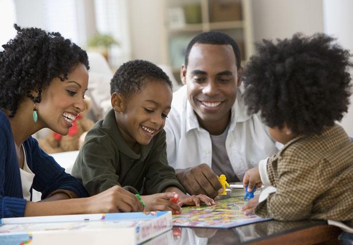 Parents are the most important teachers. (Jose Luis Pelaez Inc/Getty Images)
