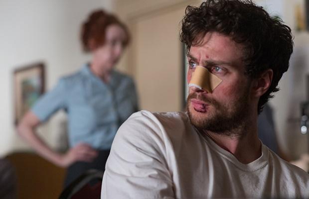 Aaron Taylor-Johnson in 'A Million Little Pieces.'