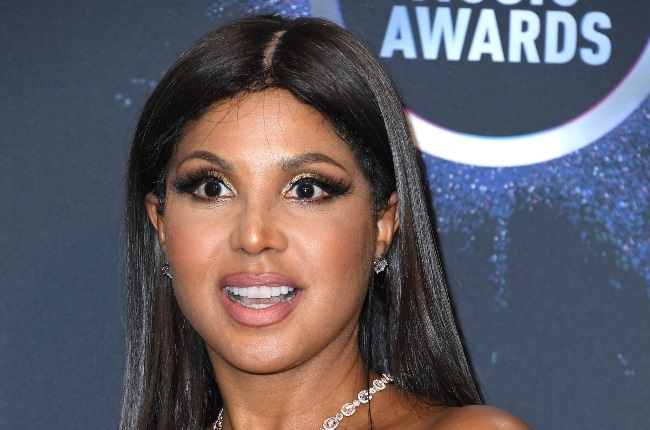Toni Braxton was diagnosed with lupus in 2008.