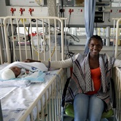 'I'm holding my children, one in each arm': Conjoined twins separated at Red Cross Hospital