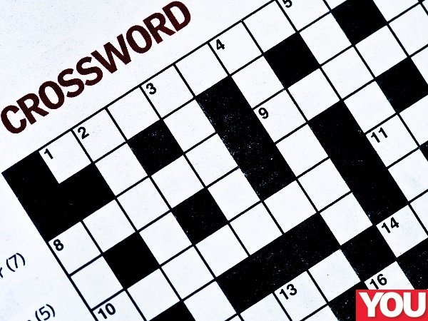 Crossword puzzle. (Photo: Getty/Gallo Images)