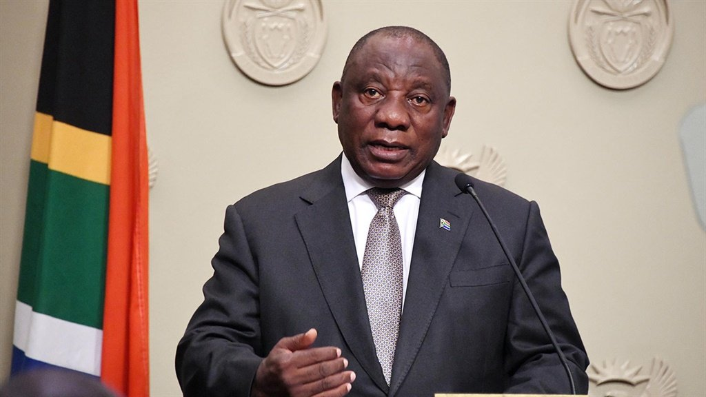 This is a matter of survival, and we dare not fail, says Ramaphosa as he extends lockdown