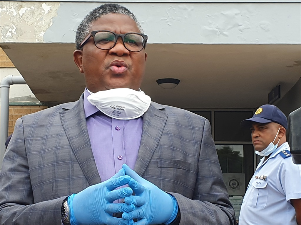 UniteBehind, a civil society coalition of more than 20 organisations, has welcomed Tuesday's Western Cape High Court judgement setting aside Transport Minister Fikile Mbalula's appointment of Bongisizwe Mpondo as the administrator of the Passenger Rail Agency of SA. Picture: Palesa Dlamini