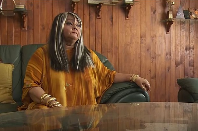 Shaleen Surtie-Richards was candid about her financial struggles in one of her final TV interviews - News24