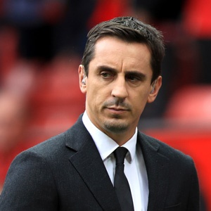 Gary Neville (Gallo Images)
