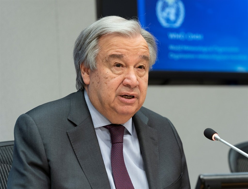 UN SG Antonio Guterres (Photo by Lev Radin/Pacific Press/LightRocket via Getty Images)