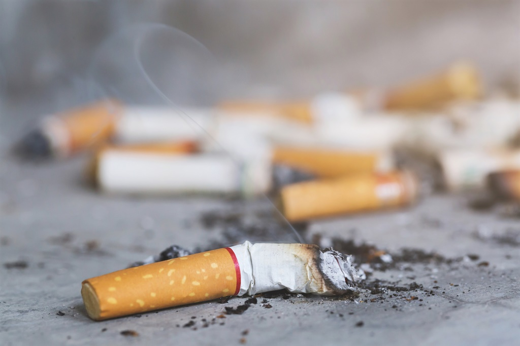 The business of selling cigarettes and alcohol has not stopped and most retailers in townships have resorted to delivering to their clients. Picture: iStock/ Rattankun Thongbun