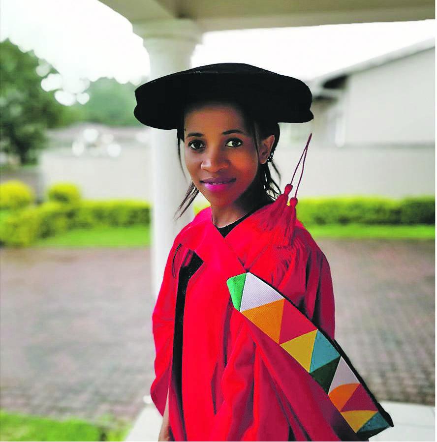 Dr Hloniphile Sithole Mthethwa. PHOTO: FACEBOOK